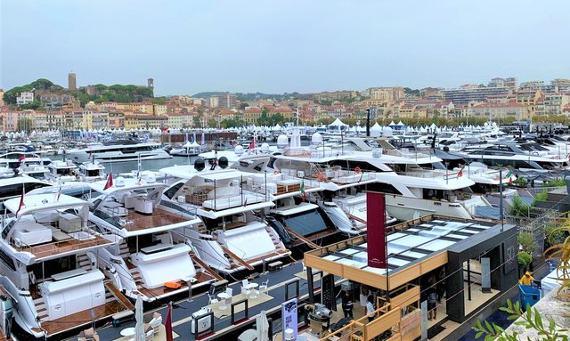 Doors open at Cannes Yachting Festival 2019