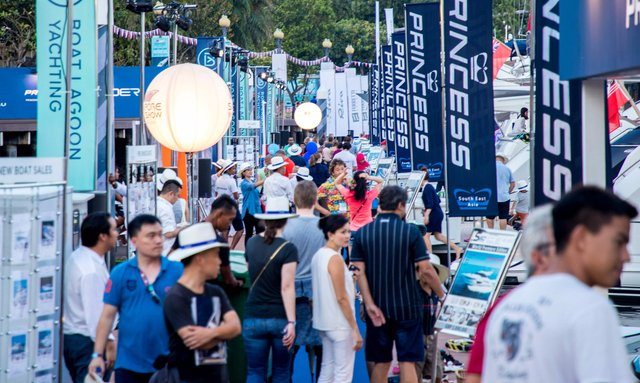 Singapore Yacht Show attracts stellar line-up of exhibitors