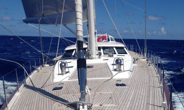 S/Y CAVALLO Open for Autumn Charters in Fiji