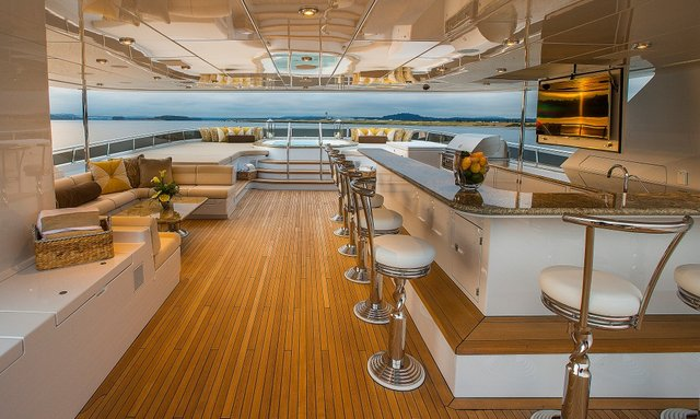 M/Y 'Silver Lining' Arrives Onto the Charter Market