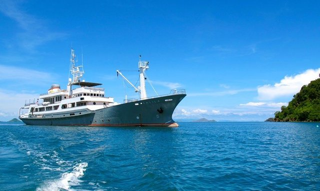 Indonesia charter deal: Save 10% on board M/Y SALILA