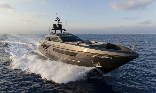 Save Up to 20% Aboard M/Y 'Lucky Me' This August