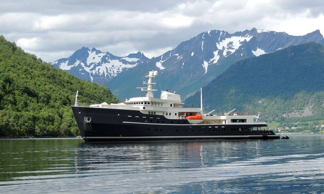 M/Y LEGEND: Special charter rate for Norway adventures