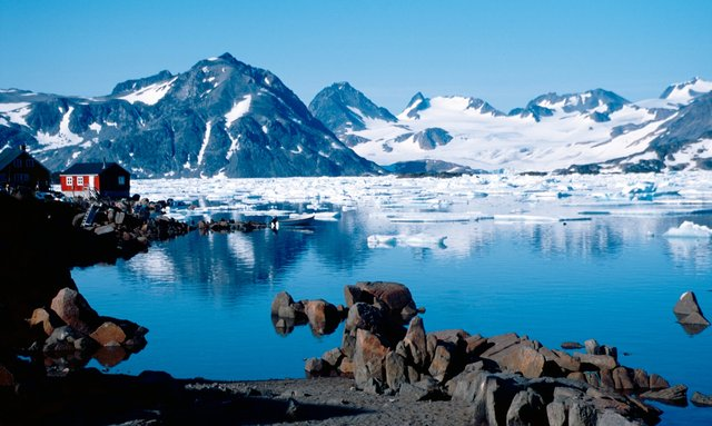Adventure to Greenland for Less On Board M/Y LEGEND