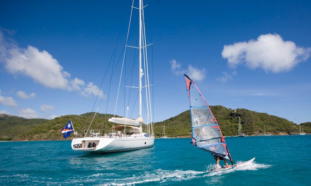 Ibiza charter special: S/Y RAPTURE offers 10% saving