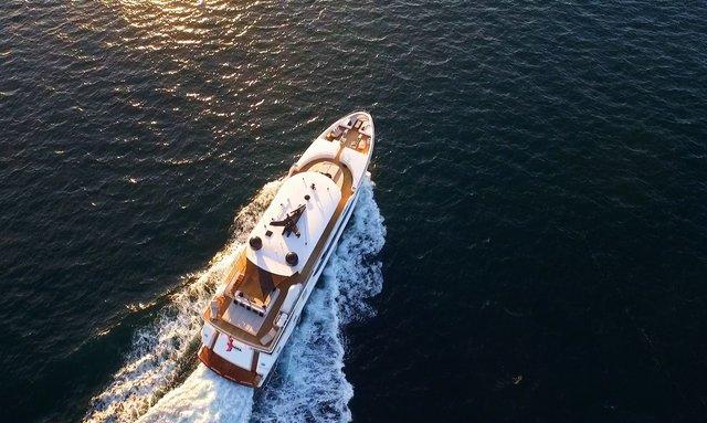 M/Y SAHANA Offers 10% Off Australian Charters