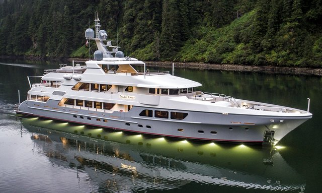 New M/Y 'Endless Summer' Joins Global Charter Market