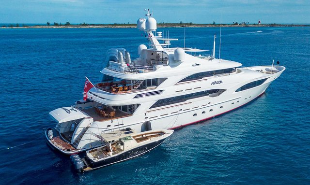 M/Y AVALON opens for Alaska yacht charters this summer