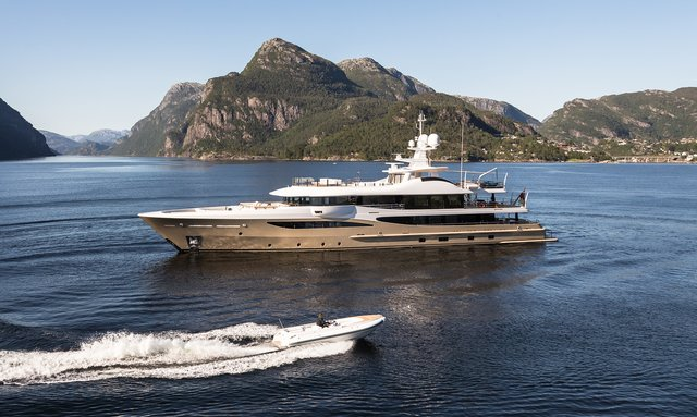 Amels M/Y LILI undertakes two-year global expedition