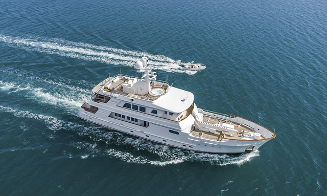 Adventure to New Zealand and Fiji aboard M/Y RELENTLESS