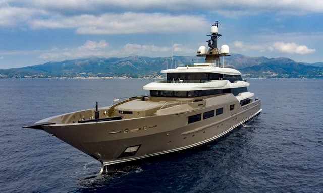 Brand new M/Y SOLO opens for Caribbean yacht charters