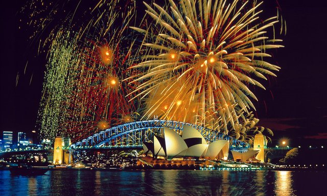 M/Y SAHANA Opens for Sydney New Year's Charter