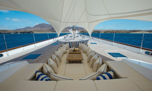 S/Y ETHEREAL Open for Charter in the Coral Triangle