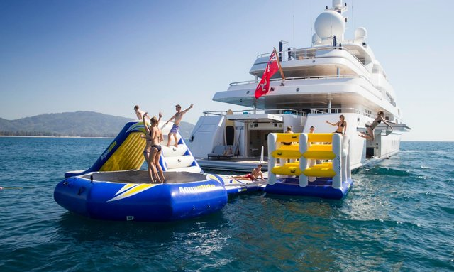 M/Y TITANIA Heads to Ibiza for Summer Charters