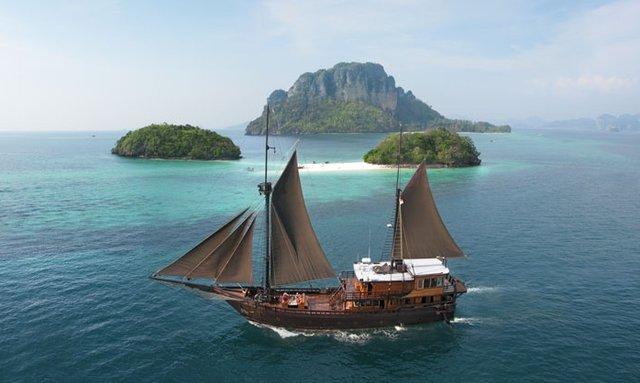 S/Y 'El Aleph' Taking Bookings in Indonesia