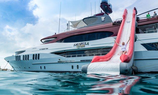 Virgin Islands yacht charter deal: M/Y 'Amarula Sun' drops rate