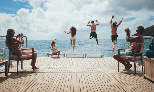 M/Y MEAMINA Opens for Charters in the Maldives
