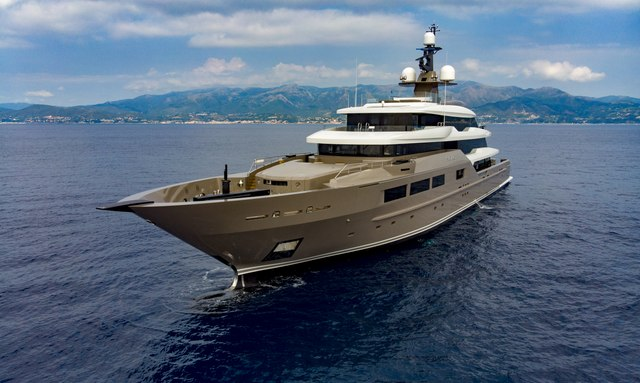 Celebrate the holidays on board brand new M/Y SOLO