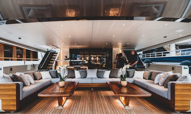 Select July Dates for Italian Charter On M/Y VERTIGE