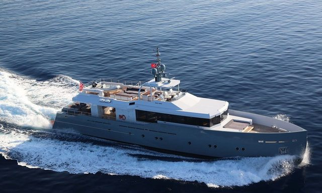only now yacht
