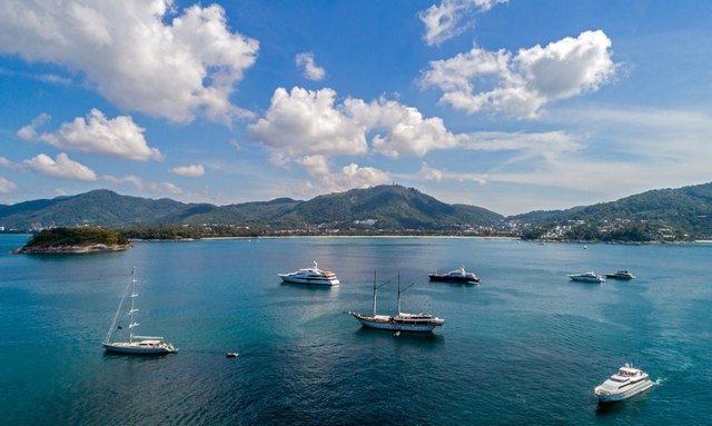 Kata Rocks Superyacht Rendez-Vous kicks off today