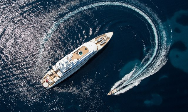 Lurssen M/Y 'Coral Ocean' confirmed to attend 2019 Palm Beach Boat Show