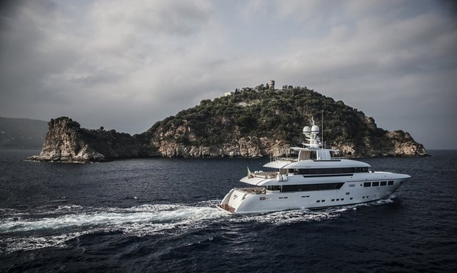 M/Y OKKO Open for French Riviera Charters