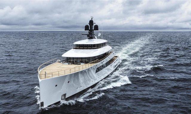 77m Feadship 'Syzygy 818' renamed superyacht PI