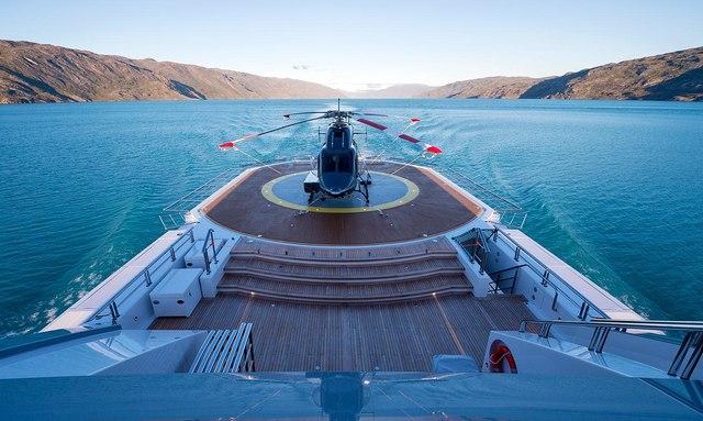Video: M/Y CLOUDBREAK Cruises In Miami