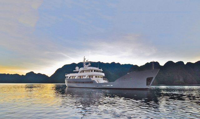 M/Y ANDA Joins Global Charter Fleet