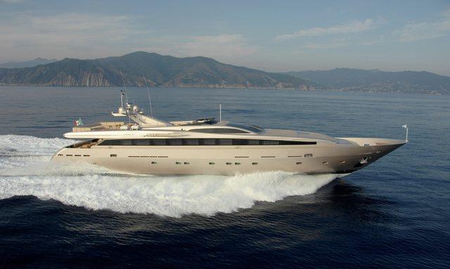 M/Y AQUA Offers Charter Discount in Greece