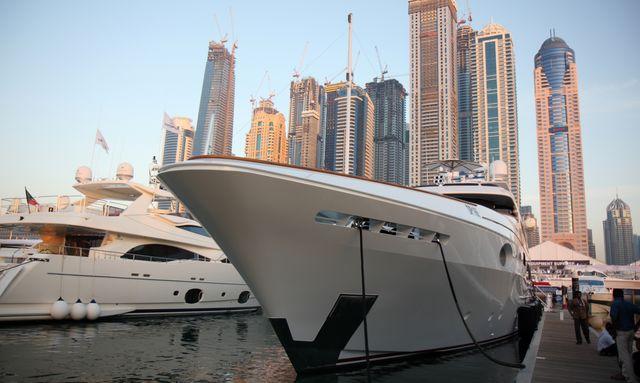 Dubai International Boat Show 2021 cancelled
