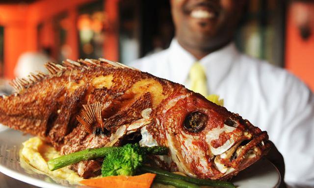 5 Top Restaurants in the Bahamas