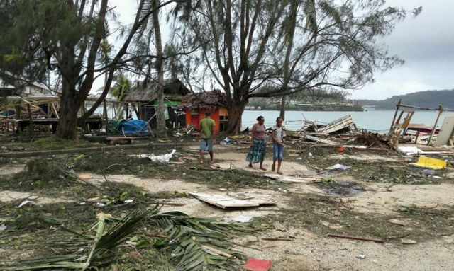 Superyacht Industry Called to Help Victims in Vanuatu