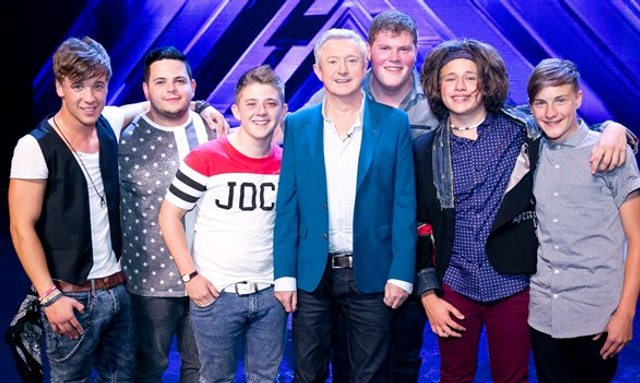 X Factor Louis Walsh yacht for 'Judges House'