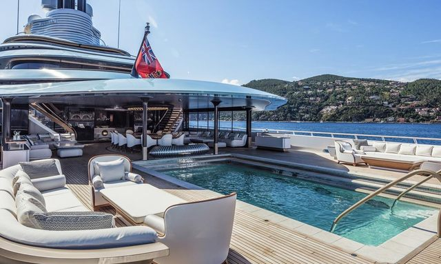 M/Y JUBILEE Wins Two Monaco Yacht Show Awards