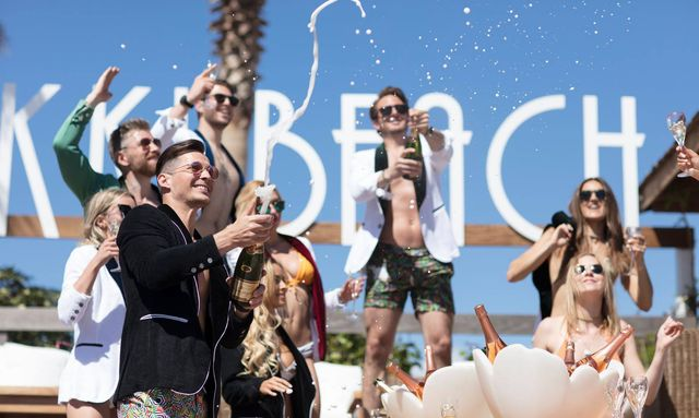 The best beach clubs - relax or party