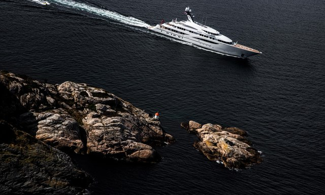 M/Y ARETI confirmed to attend FLIBS 2018
