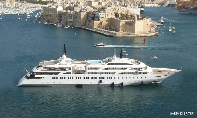 Exclusive: New 106m Greek M/Y DREAM delivered