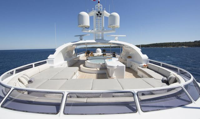 M/Y KANALOA Reduces Rate For Greece Charters