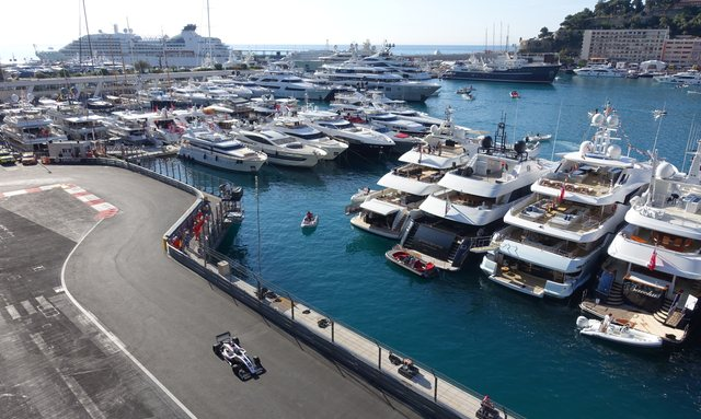 How to choose the best berth for the Monaco Grand Prix