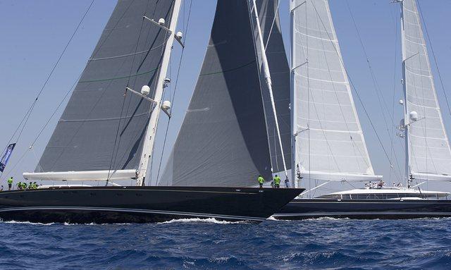 Sailing yachts Superyacht Cup Palma
