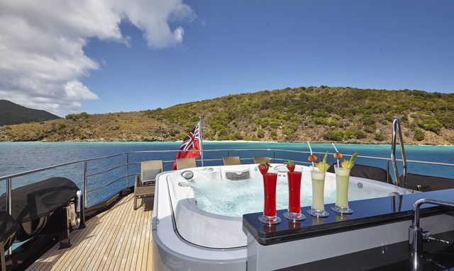 M/Y 'Grey Matters' Open For Caribbean Charters