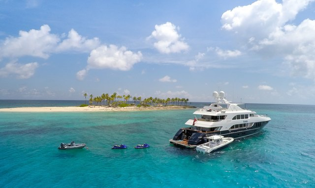 M/Y REBEL Offers Free Day Of Charter In Cuba