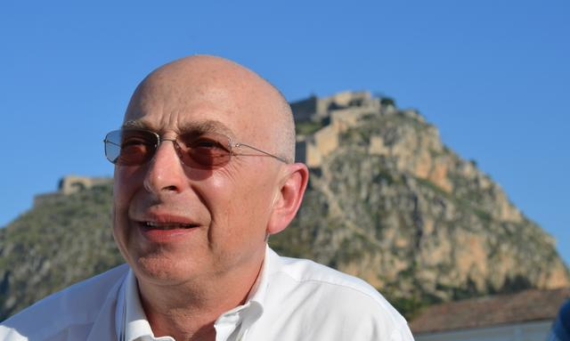 Meet the man behind the rise of the Greek luxury yacht charter revival