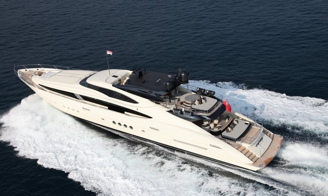 M/Y VANTAGE now chartering the Bahamas