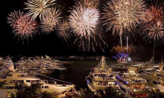 Miami Superyacht Rendezvous 2016