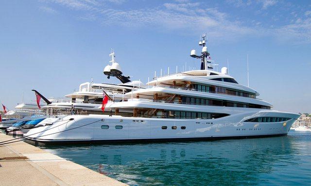 Feadship Superyacht FAITH Delivered