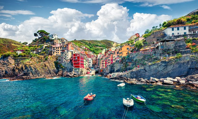 Italy, charter destination
