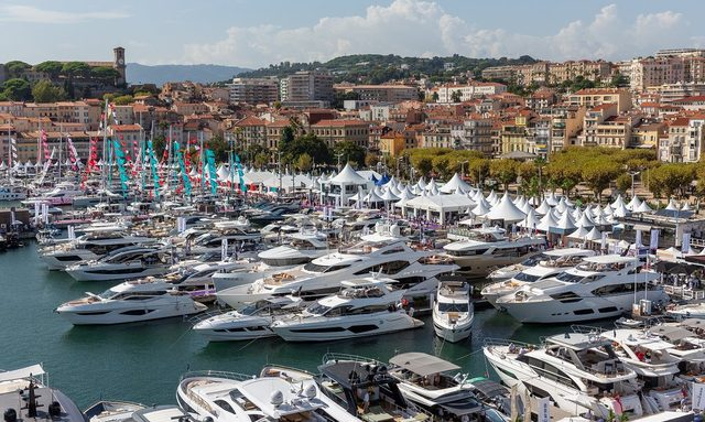 The Cannes Yachting Festival 2018 continues